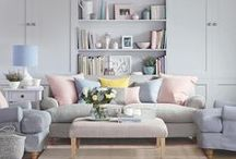 Pastel / Pastel design  / by Book A Flat