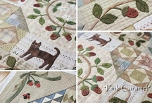 + Quilts D.I.Y. + Community / Please click on the picture from the redirected website and it will forward you to the original pinner. From there you can browse to the patterns or original source :) Enjoy!! / by Homemade DIY