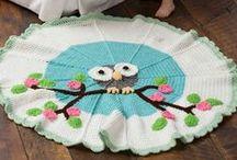 Crochet: ideas para decorar / by Gatita tejiendo
