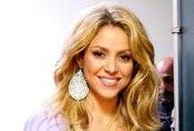 Shakira / by Chris Borruso