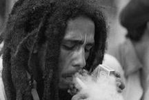 Bob Marley / by Shasha Soldiew