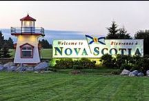 Travel CANADA - Nova Scotia / by Jutta S