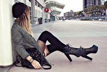 Fashion  / by Peyton Carter
