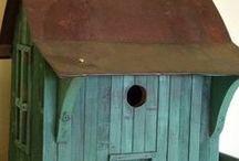 Birdhouses / by Valerie Price