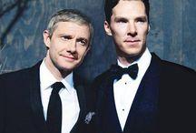 Benedict Cumberbuns/Martin Freebutt / by Keri Turner