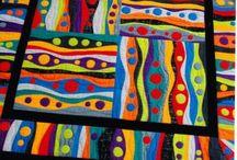 Primitive rug hooking / by Arlene Oberg
