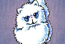 Cats : Persians / For the love of Persians / by Off-Leash Art™