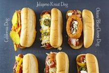 COOK-OUT (hot dogs) / by jonnie kersey