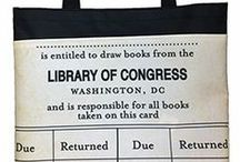 Shop the Library / From books to prints to tote bags to bobbleheads, there is something in our Library Shop for every lover of libraries and the printed word. / by Library of Congress