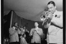 All That Jazz / The faces of the talents that made the music -- our uniquely American artform: jazz.  / by Library of Congress