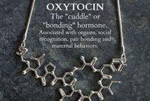 Oxytocin / by Jess Van Norman