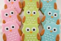 Cookie Business / Cookie designs to try / by Ashley Beach