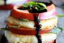 My true love...food / by Courtney Kemp
