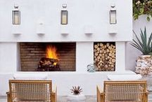 OUTDOOR SPACE / by Haley Earnshaw