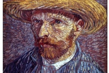 Vincent van Gogh / Vincent Van Gogh (1853 - 1890) was a Dutch