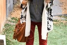Fashion - Fall Attire / by Kayleigh Boeving-Evans