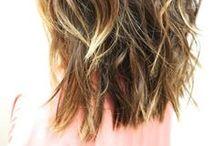 Hair Ideas / by Emily Horkay
