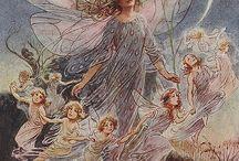 Fairy's / by Wanda Cooper