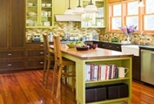 Beautiful Kitchens / by Treasured Spaces
