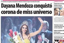Titular de Miss / by Miss Venezuela