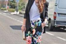 Intern Fashion / by Alison Silva