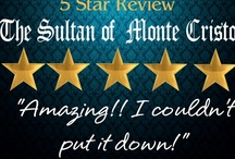 """Sultan Of Monte Cristo / I just bought these two fantastic books off Kindle - """"The Sultan of Monte Cristo"""" is the first sequel to """"The Count of Monte Cristo"""", written by the """"Holy Ghost Writer"""". It is an amazing book, just thrilling from beginning to end. I enjoyed it so much I want to share it & recommend to others. Great value at only $1.99 for the Kindle Edition! A must read. If you enjoyed Alexandre Dumas' classic """"The Count of Monte Cristo"""", this is written in the same style and equally as gripping - Check it out!  / by Alaska Luna"""