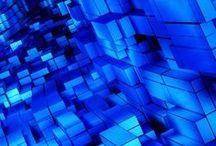 Colors - Blue / Anil / Blue / Azul / Blau / Bleu / Moder / Blua / Sinine / Azzurro / Blu / Niebieski / Mavi / 青色 (cheng tsé) / Zils / Hyacintho / 青 (ao) / آنی / Anil / Índigo / Indigo / Añil / Indaco / Indygo / Çivit / 靛青 / Indicum / 藍色 (aiiro) / نيل / by Carlos Sathler