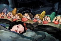 Snow White & Seven Dwarfs / by Sandra B