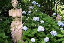 Garden art ... / by Angela Leger