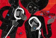 jazz, blues, soul and... / by marta marta