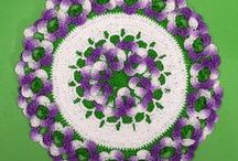 Crochet Doilies / by Bretta Clark