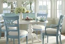 Coastal Dining Room / by Sue Osciak