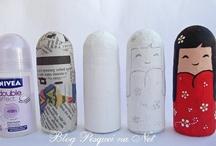 Reciclagem ♞ / by ℂarmen ℱerreira