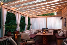 Shade and Privacy / by Crystal Risch