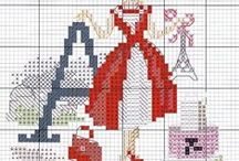 Embroidery & Cross-Stitching / by Iryna Rozumnyuk