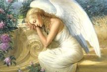 On angel's wings / by Perpetua Rocha