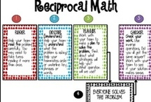 Maths / Resources for teaching maths -in particular Year 7/8 / by Fiona Liddell