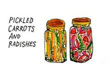 Preserving - Savory / by Kirsten Henrickson