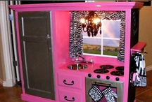 play sets / Doll Houses, Play Kitchens, and more. / by Brian Talbot