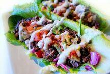 Entrees / by Raw Food Rehab