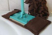Cleaning & oraganizing / by Sara Bayad