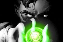 Green Lantern & Sinestro - Lantern Corps / Green Lantern & Sinestro - Lantern Corps / by darrin C*