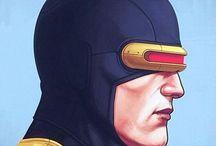Cyclops & Jean Grey(Phoenix)/Rachel Grey & Nate Grey - X-Men / Cyclops & Jean Grey(Phoenix)/Rachel Grey & Nate Grey - X-Men / by darrin C*