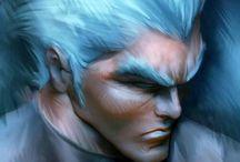 Quicksilver & Crystal & Luna - Inhumans / Quicksilver & Crystal & Luna - Inhumans / by darrin C*