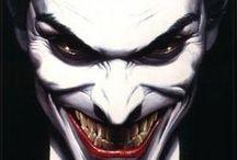 Joker & Riddler / Joker & Riddler / by darrin C*
