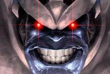 Thanos & Ronan the Accuser / Thanos & Ronan the Accuser / by darrin C*