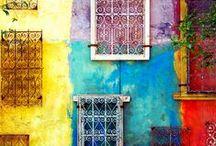 Board of Many Colours / by Anne Shepherd