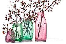 Pintando (cristal-cerámica-metal)... ※ Painting glass-metal... / by ※ Afrikia