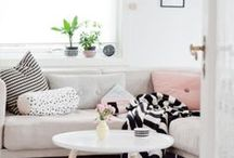 SWEET INTERIORS ♥ / by Fraise & Basilic