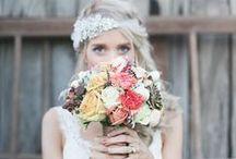 WEDDING // MARIAGE ♥ / by Fraise & Basilic